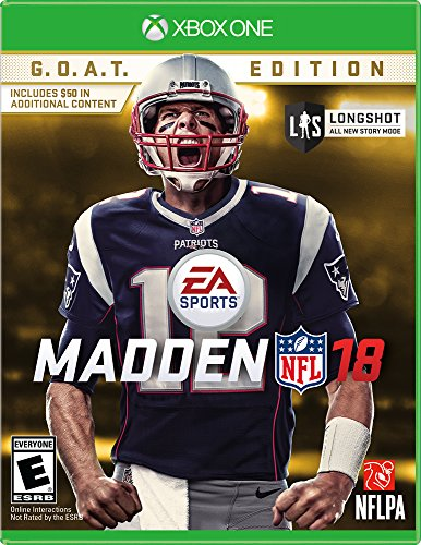 Madden NFL 18: G.O.A.T. Edition - Xbox One by Electronic Arts