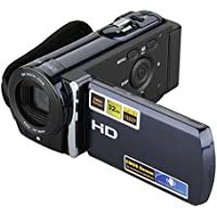 TOOGOO(R) 3.0 TFT LCD HD 1080P 16MP Camcorder Digital Video Camera 16x Zoom DV Blue W/ HDMI