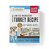 Honest Kitchen The Limited Ingredient Turkey Dog Food Recipe, 10 lb Box - Marvel