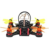 Goolsky FX100 100mm Micro FPV Racing Drone 5.8G 40CH 800TVL D1104 Brushless Motor RC Quadcopter with F3 Flight Controller ARF