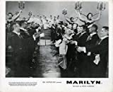 MARILYN MONROE GENTLEMEN PREFER BLONDES ORIGINAL LOBBY CARD 1963 DANCE ROUTINE