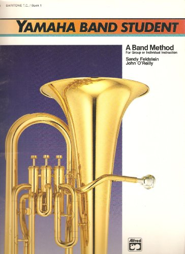 Used, Yamaha Band Student Book One for Baritone Horn T.C. for sale  Delivered anywhere in USA