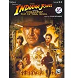 Indiana Jones and the Kingdom of the Crystal Skull Instrumental Solos: Trumpet, Book & CD (Pop Instrumental Solo) (Paperback) - Common