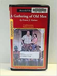 gathering of old men Essays and criticism on ernest j gaines' a gathering of old men - essays and criticism.