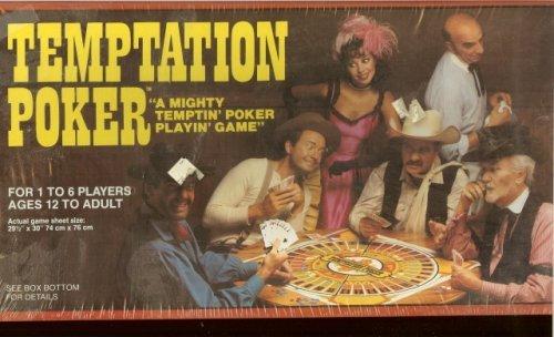 venta mundialmente famosa en línea Temptation Poker Board Game by by by Whituomo Coins by Whituomo Coins  Envío rápido y el mejor servicio