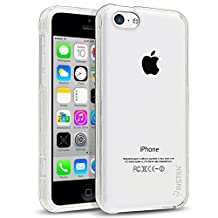 iPhone SE Case, Everydaysource compatible with Apple iPhone 5C / SE Clear Snap-on Slim Case