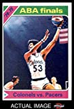1975 Topps # 310 ABA Finals Colonels / Pacers (Basketball Card) Dean's Cards 4 - VG/EX Colonels / Pacers