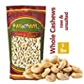 Cashews, Whole, Raw, 320, Bulk Nuts - We Got Nuts
