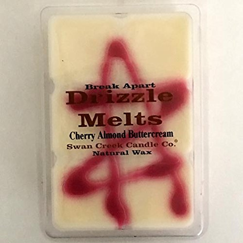 Swan Creek Candle Soy Drizzle Melt 4.75 Oz. - Cherry Almond Buttercream
