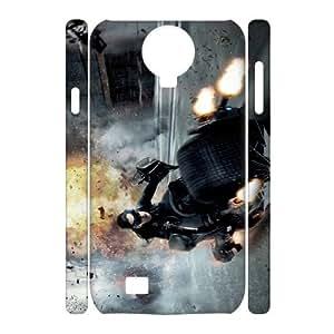 C-U-N6080034 3D Art Print Design Phone Back Case Customized Hard Shell Protection SamSung Galaxy S4 I9500