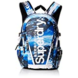 Superdry Mountain Tarp Backpack, Eclipse Navy, One Size