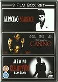 Casino / Scarface / Carlito's Way [Import anglais]