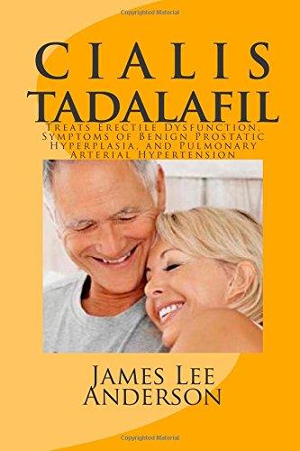 Tadalafil Dysfunction Prostatic Hyperplasia Hypertension product image