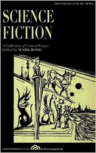 amazoncom science fiction a collection of critical essays th  science fiction a collection of critical essays th century views first  edition edition