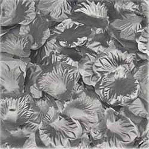 Review 1000pcs Silver Silk Rose