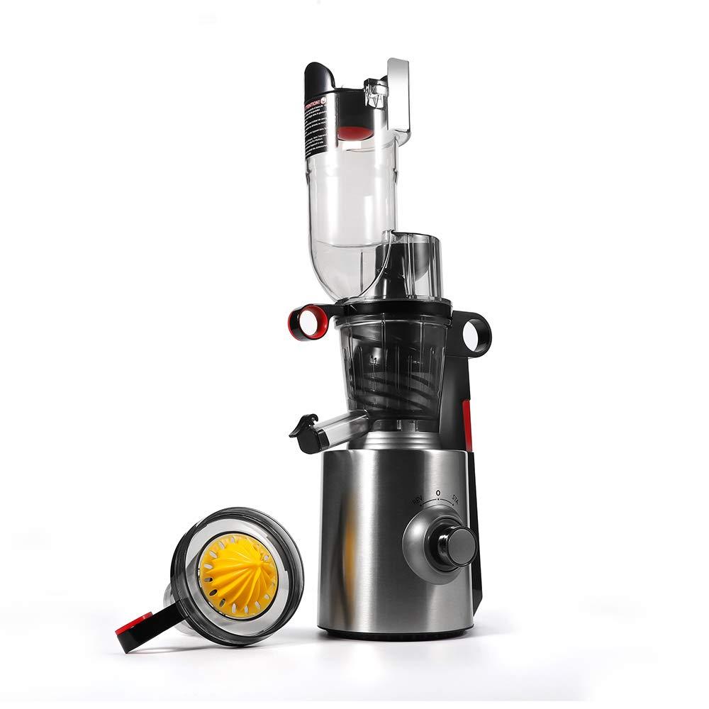 Exprimidor lento eléctrico para hortalizas y frutas ...