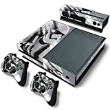 ZoomHit Xbox One Console Skin Decal Sticker Star Wars Stormtrooper + 2 Controller & Kinect Skins Set … For Sale