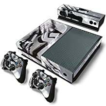 Xbox One Console Skin Decal Sticker Star Wars Stormtrooper + 2 Controller & Kinect Skins Set