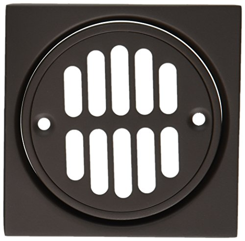 Brasstech 231/10B Deluxe Drain Trim Set, Oil Rubbed Bronze (Brasstech Shower)