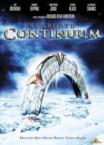 Stargate: Continuum by