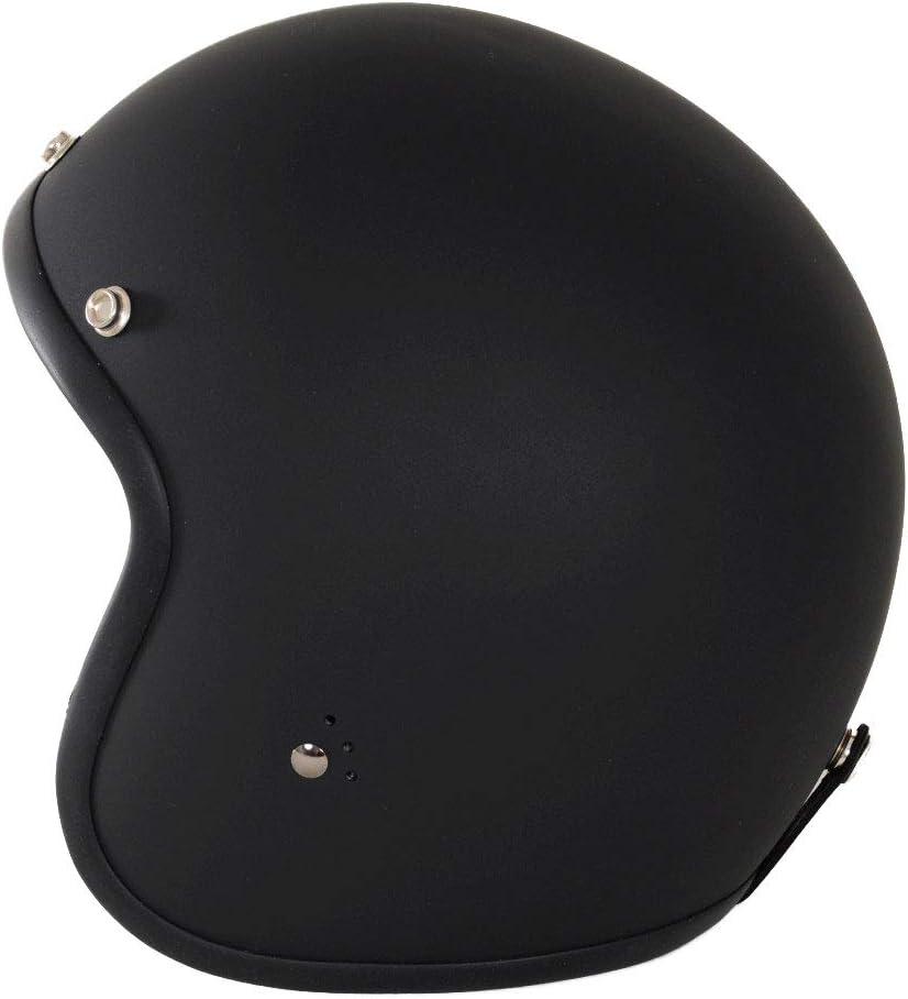 Bandit Casque jet Noir mat