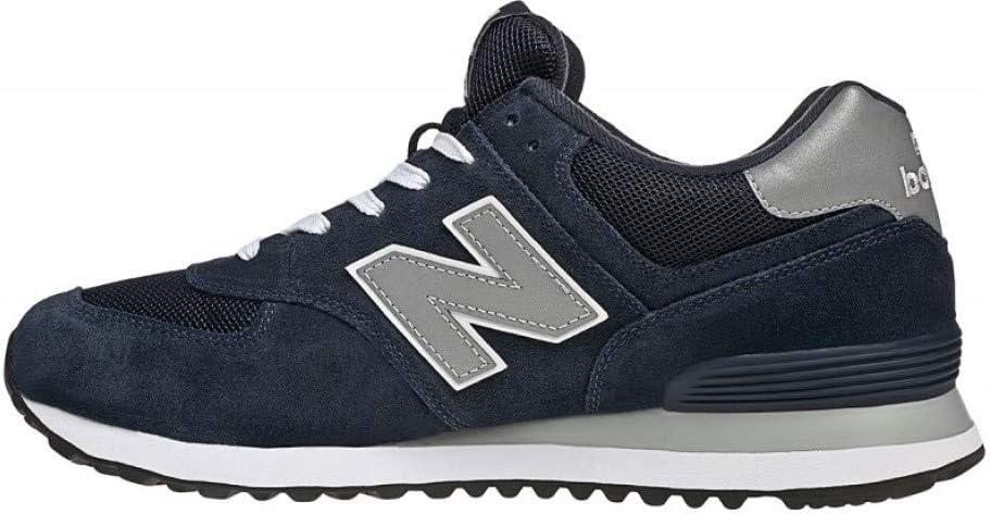 new balance m574nn uomo blu