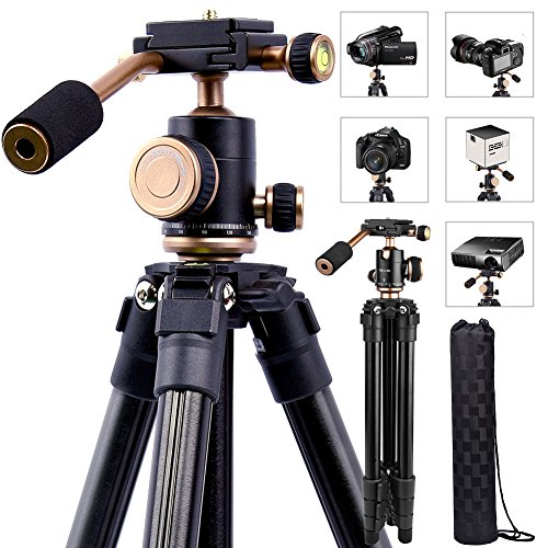 DSLR Travel Tripod Portable