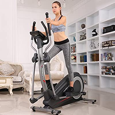 HARISON Smart Elliptical Trainer, Cross Trainer with Free Water Bottle for Home Use by E1160APP