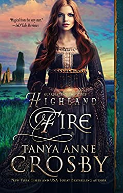 Highland Fire (Guardians of the Stone Book 2)
