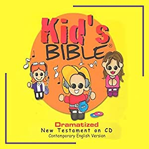 New Testament Bible Stories for Children with 100 Children's Bible Songs Audiobook