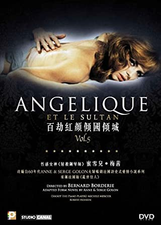 Amazon com: Angelique Et Le Sultan (Region 3 DVD / Non USA