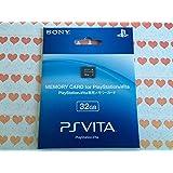 PS Vita 32GB Memory - PlayStation Vita Standard Edition