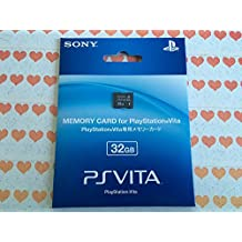 PS Vita 32GB Memory - PlayStation Vita Standard Edition