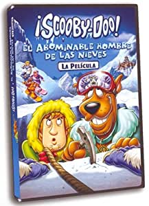 Scooby Doo Y El Abominable Hombre De Las Nieves [DVD]
