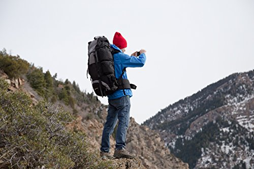 TETON Sports Explorer 4000 Internal Frame Backpack; High-Performance Backpack for Backpacking, Hiking, Camping 13 NOT YOUR BASIC BACKPACK: Continues to be the top selling internal frame backpack on Amazon at a great price for all the included features VERSATILE QUICK TRIP PACK: Perfect backpack for men, woman and youth; best for 3-5-day backpacking trips; 3400 cubic inches (65 L) capacity; weighs 5 pounds (2.3 kg) COMFORT YOU CAN CUSTOMIZE: Multi-position torso adjustment fits wide range of body sizes; Durable open-cell foam lumbar pad and molded channels provide maximum airflow and balance