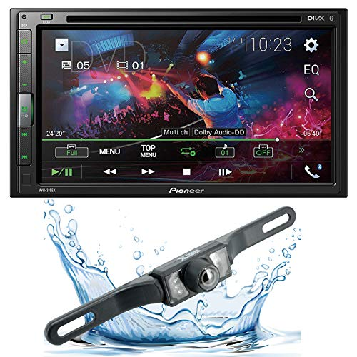Pioneer AVH-310EX Multimedia DVD Receiver with 6.8