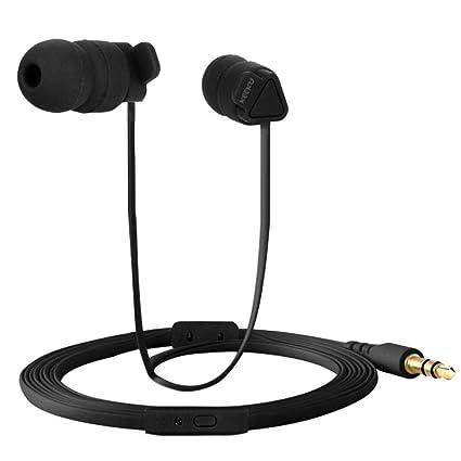 0422069a213 ¡Venta caliente de auriculares! Cebbay Universal 3.5mm Auriculares estéreo  intrauditivos (Negro)