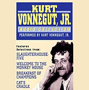 The Kurt Vonnegut, Jr. Audio Collection Hörbuch
