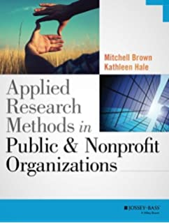 Amazon program evaluation and performance measurement an applied research methods in public and nonprofit organizations fandeluxe Gallery