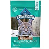 Blue Wilderness Chicken and Trout Cat Treats - 2 oz.(2Pack)