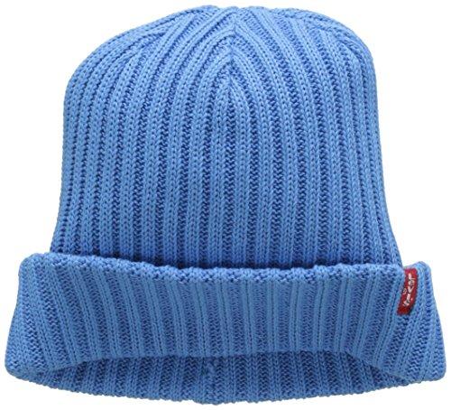 Sombrero Unisex Ribbed Azul Beanie Blue Light Adulto Levi's wvEPpxq
