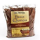 Organic Red Quinoa by Del Destino-5 LB Bag (5 pound)