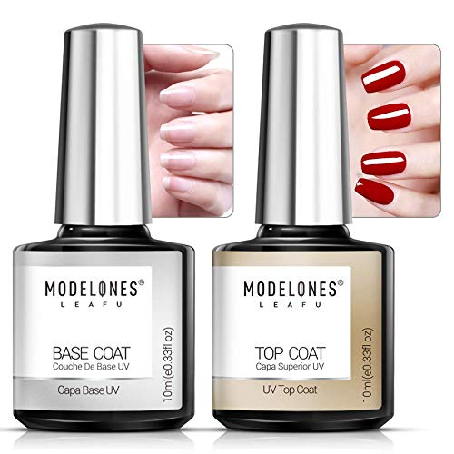 Modelones Leafu Gel Nail Polish No Wipe
