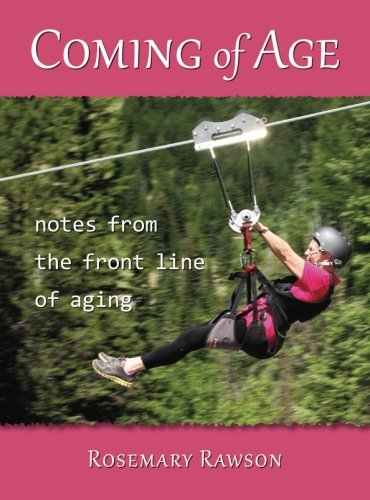 Coming of age: notes from the front line of aging