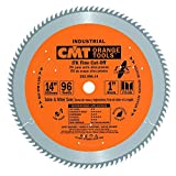 CMT 252.096.14 14-Inch by 96 Tooth 1-Inch Bore ITK Fine Cut-Off Saw Blade