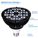 Black Lights Bulb, KINGBO 36W LED UV Light E26