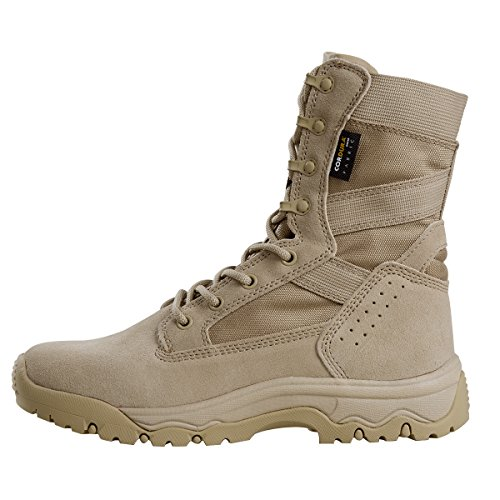 FREE SOLDIER Men's Tactical Boots 8