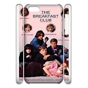 iphone6 4.7 3D Cell Phone Case white The Breakfast ClubJfpdm219212