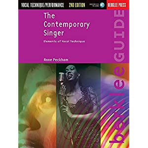 The Contemporary Singer: Elements of Vocal Technique (Berklee Guide)