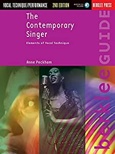 The Contemporary Singer: Elements of Vocal Technique. Para Canto